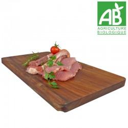Escalope de porc Bio