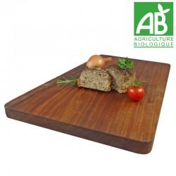 Terrine de 250 gr pâté breton Bio
