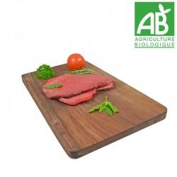 Bifteck de boeuf bio