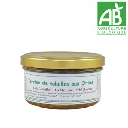 Terrine aux orties